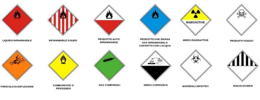 Norme relative all'identificazione delle sostanze